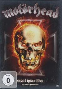 Cover Motörhead - Steal Your Face [DVD]